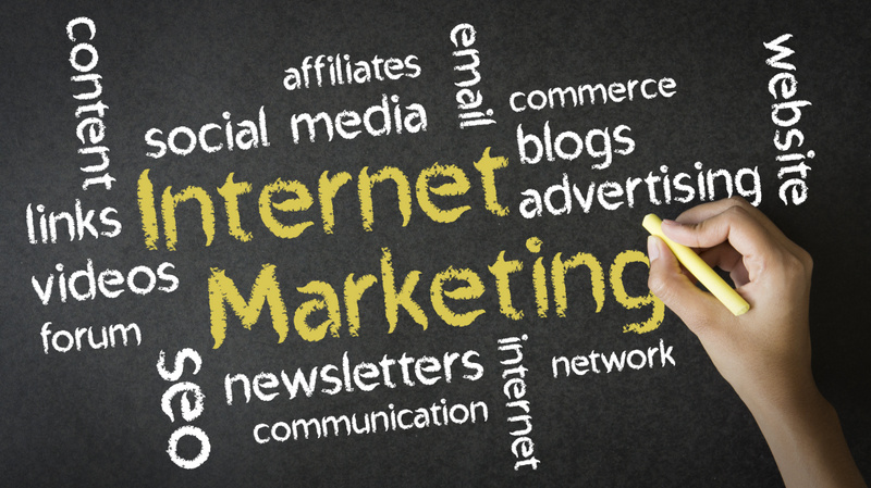 Internet marketing coursework