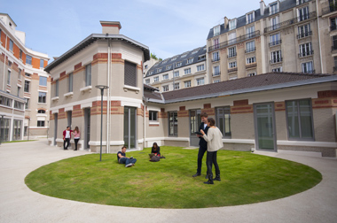 Esce ecole sup rieure du commerce ext rieur in france for Ecole superieure du commerce exterieur esce