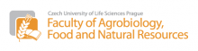 Czech University Of Life Sciences Faculty of Agrobiology, Food and Natural Resources
