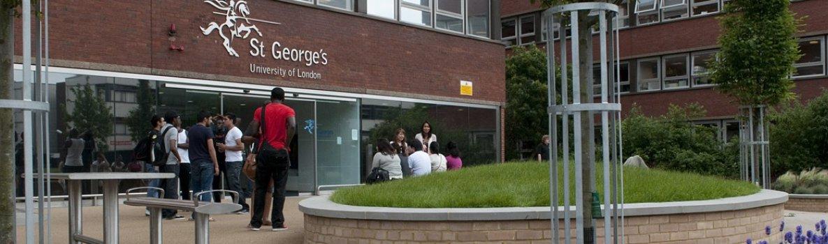 St george s university of london in uk