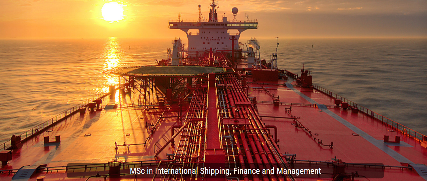 MSc in International Shipping, Finance and Management, Athens, Greece  2019/2020