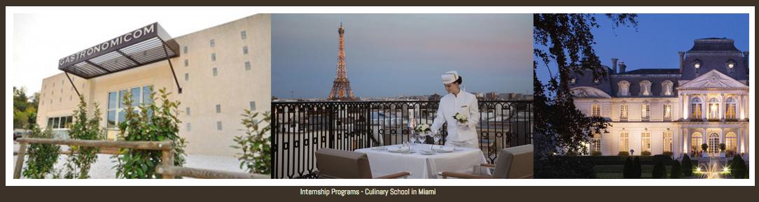 Programma di stage in cucina o pasticceria miami sud della francia agde francia 2019 - Programma di cucina ...