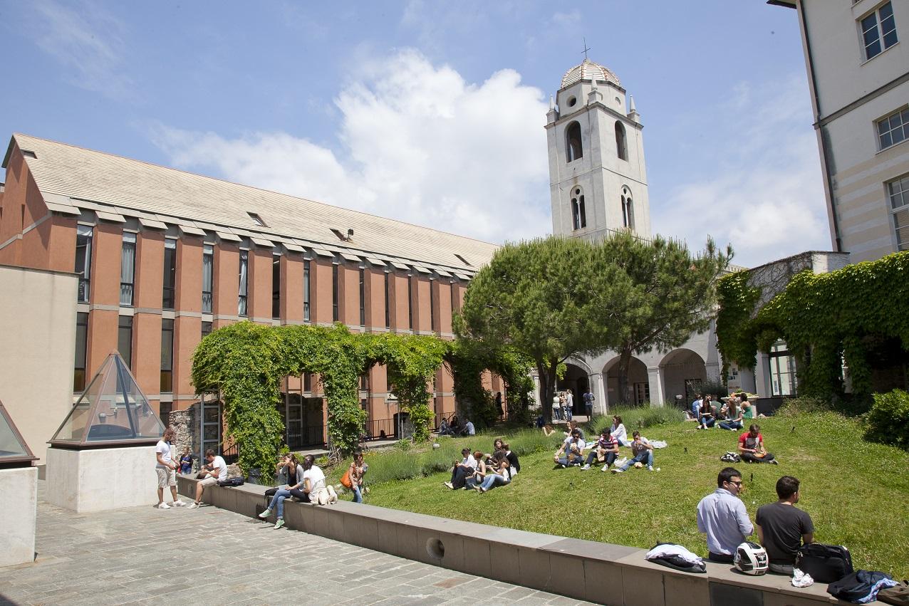 Resultado de imagen para universidad genova