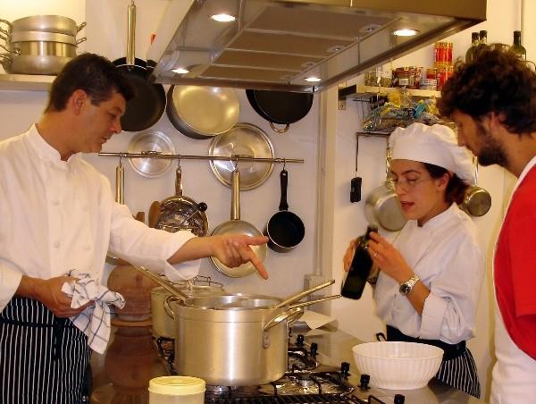Corso di cucina italiana firenze italia 2019