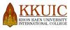 Khon Kaen University International College