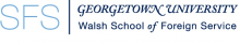 Georgetown University - SFS - School of Foreign Service