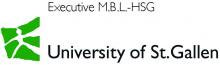 Executive M.B.L.HSG, University of St. Gallen