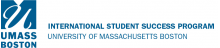 University of Massachusetts Boston International Student Success Program