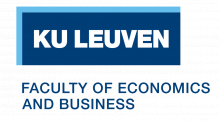 KU Leuven: Faculty of Economics and Business