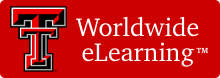 Texas Tech University Worldwide eLearning