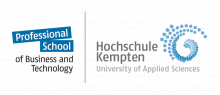 Hochschule Kempten University of Applied Sciences