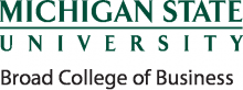 Eli Broad College of Business, Michigan State University