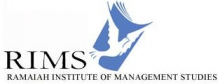 Ramaiah Institute of Management Studies RIMS